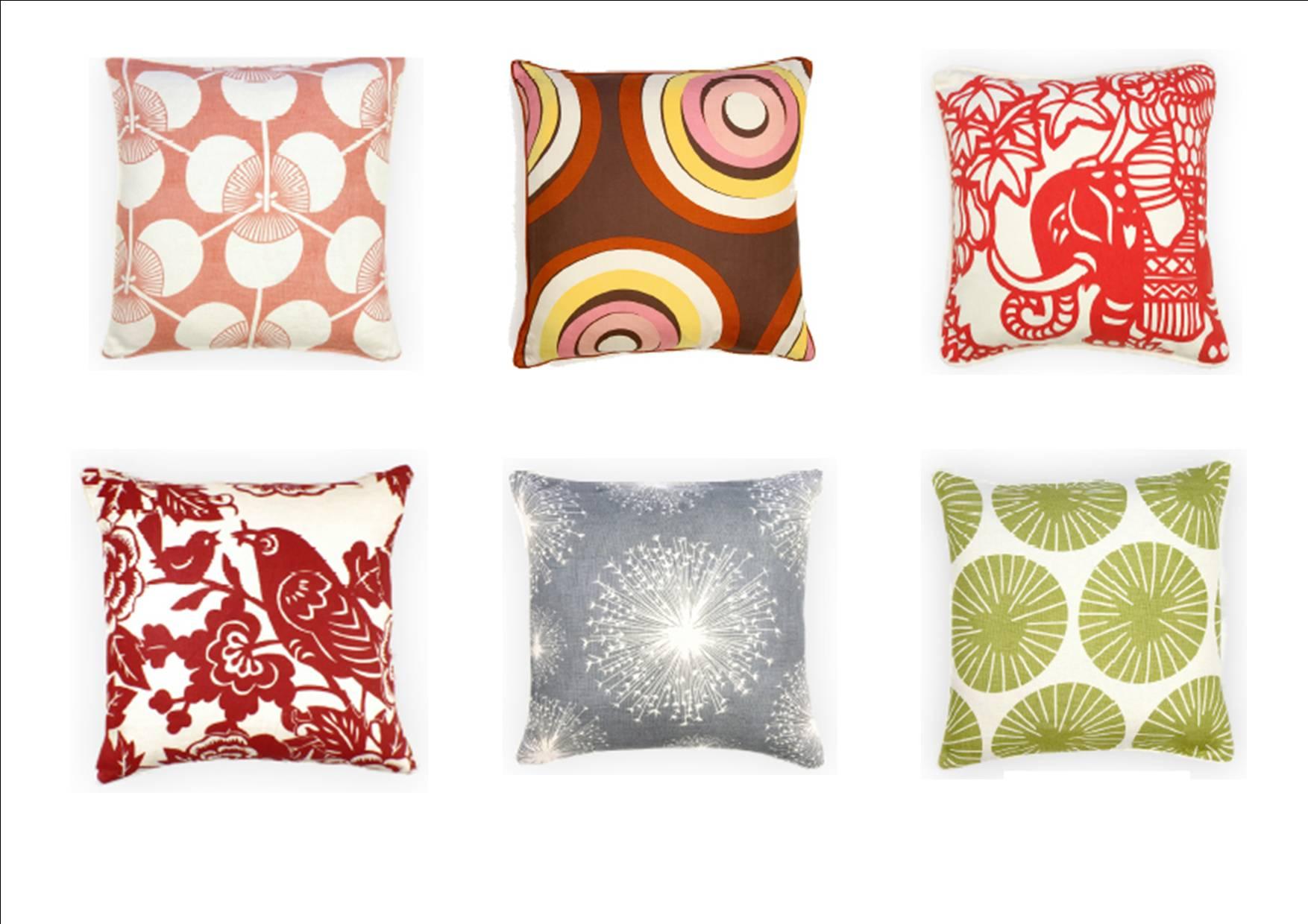 Pillows Amp Cushions